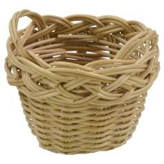 Basket with handles Ø 4 cm