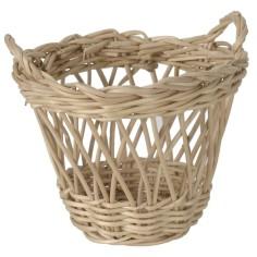 Basket with handles Ø 5 cm
