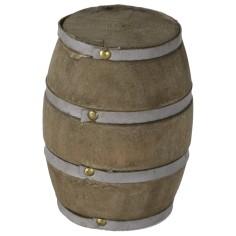 Deluxe wooden barrel 5 cm