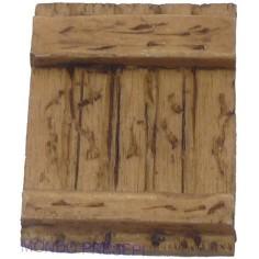 Finestra in resina ef. legno cm 2,5X3,5