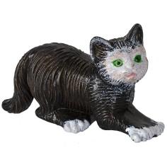 Brown pvc cat