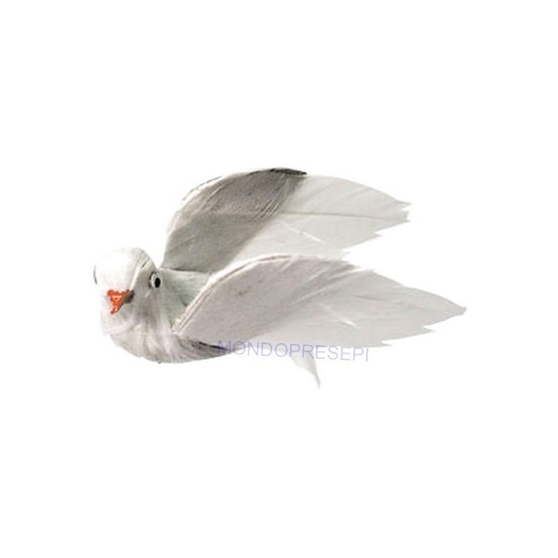 Colomba in volo Mondo Presepi
