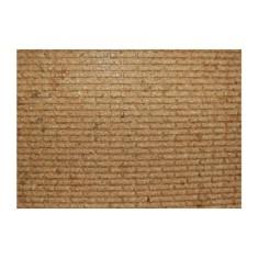 Pannello sughero cm 17x30 a mattoni piccoli - Art. FS15