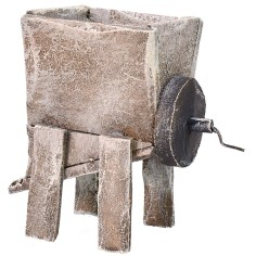 Grape mill cm 5,5x6x10 h for statues of 12 cm