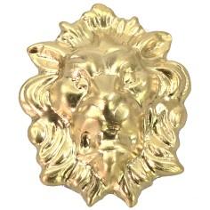 Lion head in octone cm 4x5 h.