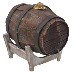 Barrel on base cm 7x6x5 h