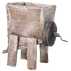 Grape mill cm 4.5x5x8 h for statues of 10 cm