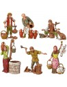 Set of 6 crafts cm 10 Landi