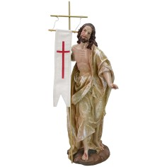 Gesù risorto cm 27 Mondo Presepi
