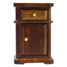 Bedside table cm 4x3,2x6,2 h for Nativity scene