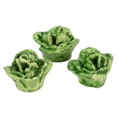 3-piece vegetable set Lettuce