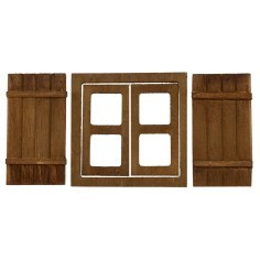 Full window comatable cm 6x6