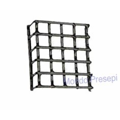 3 cm metal railing -