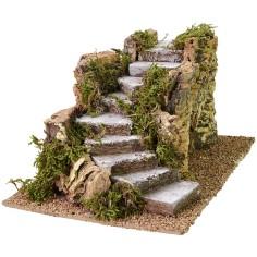 Ladder for nativity scene cm 16x23x12 h