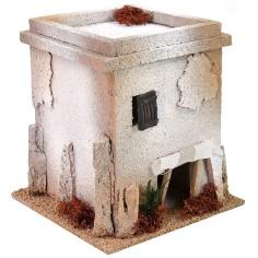 Casa araba cm 16x16x18 h Mondo Presepi