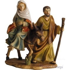 Cm 14 Joseph and Virgin Mary need house in Bethlehem