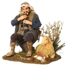 Pied piper with sheep and working fire! STV30 / 65