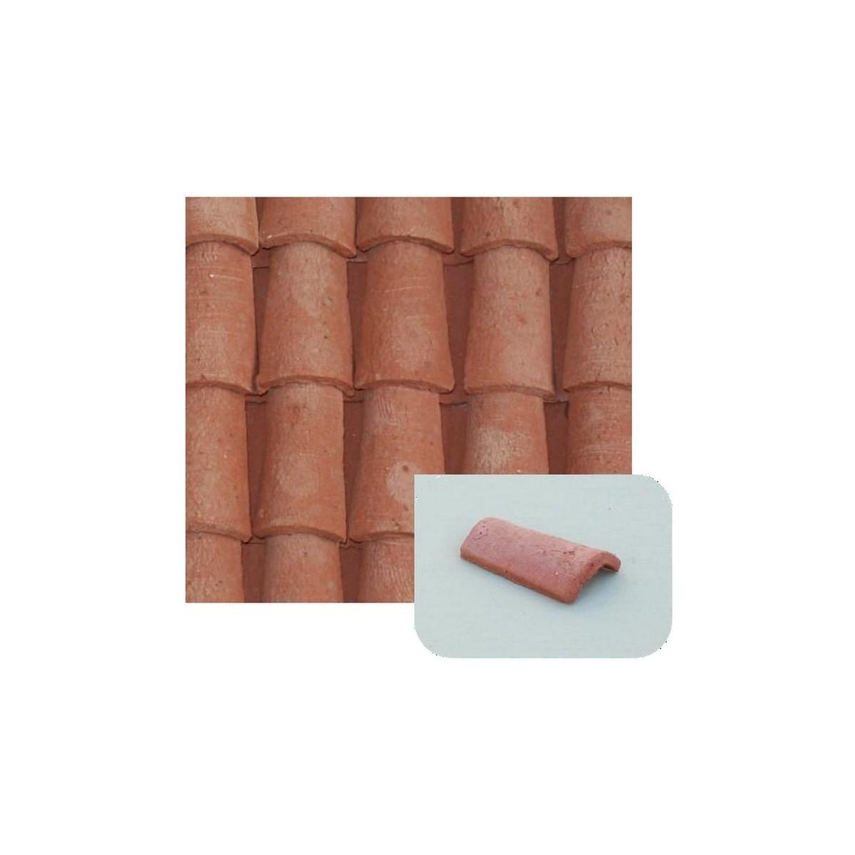 Coppi in terracotta mm 12x20 disponibile in: - Mondo Presepi