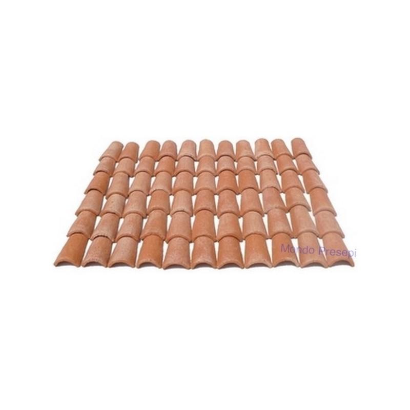 Mondo Presepi Coppi in terracotta mm 25x45 disponibile in: