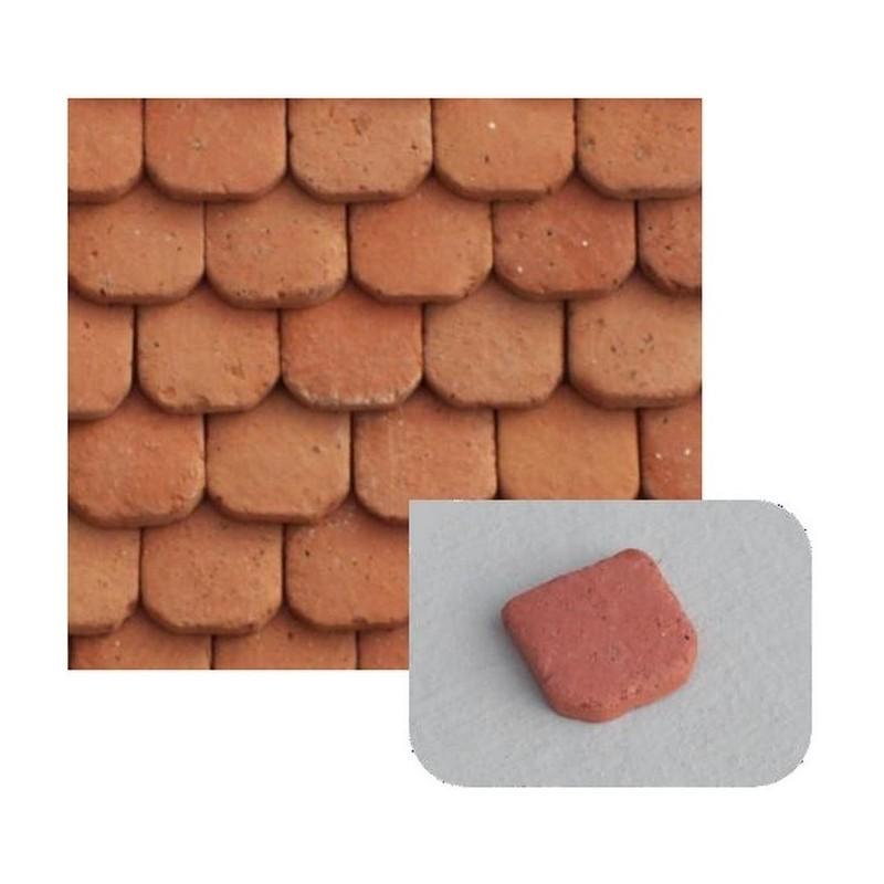 Mondo Presepi Scandole in terracotta mm 10x10 disponibile in: