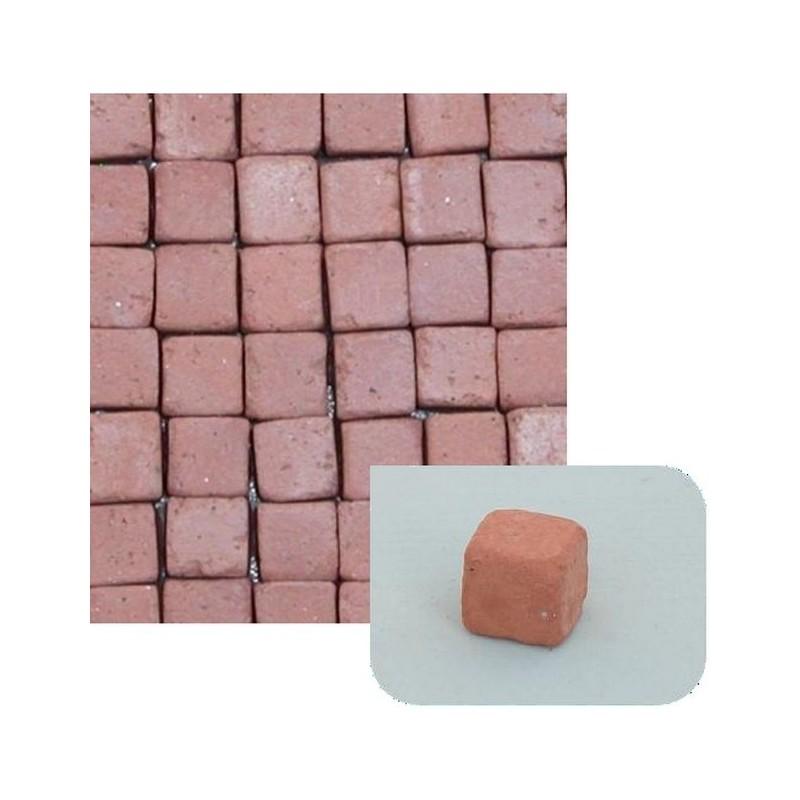 Mondo Presepi Sanpietrini in terracotta mm 8x8 disponibile in: