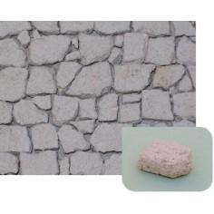 Mattoncini in terracotta mm 7x3x2,8 busta da 130 pz