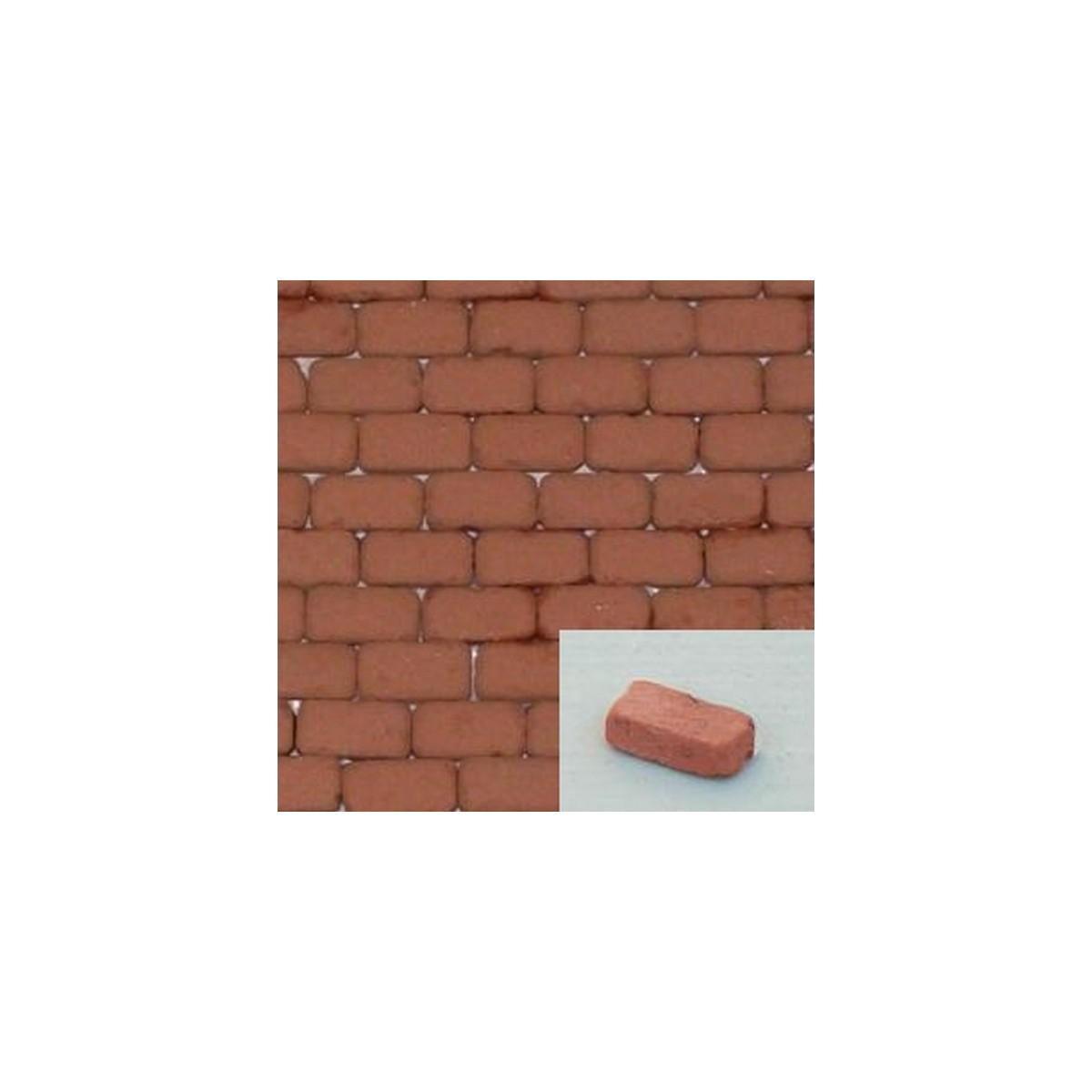 Mattone pavimento in cotto mm 7x3x1 8 disponibile in for Piastrelle 3 mm