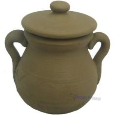 Pentola in terracotta cm 3 -6773