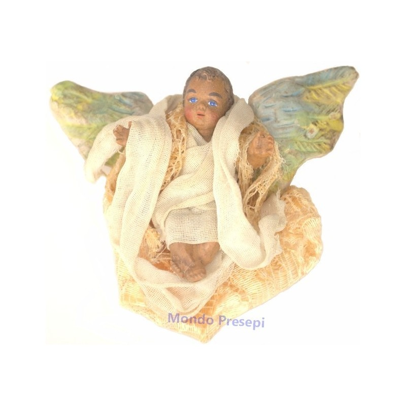 Angelo in terracotta