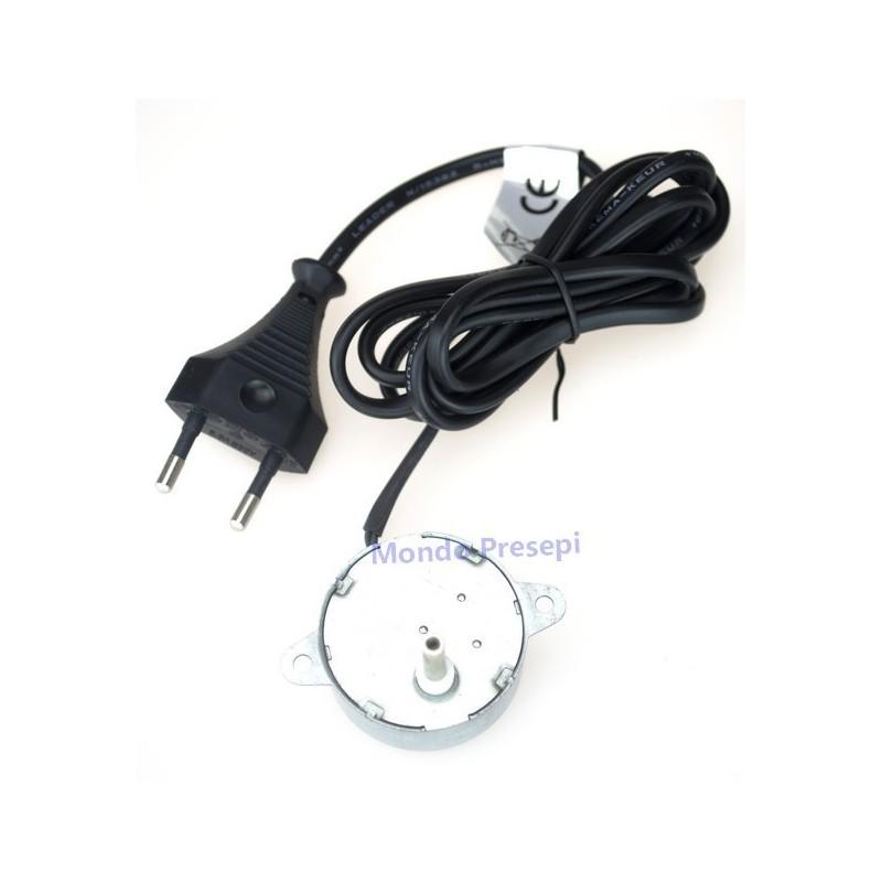 Gear motor small 5 rpm 220V. 2w