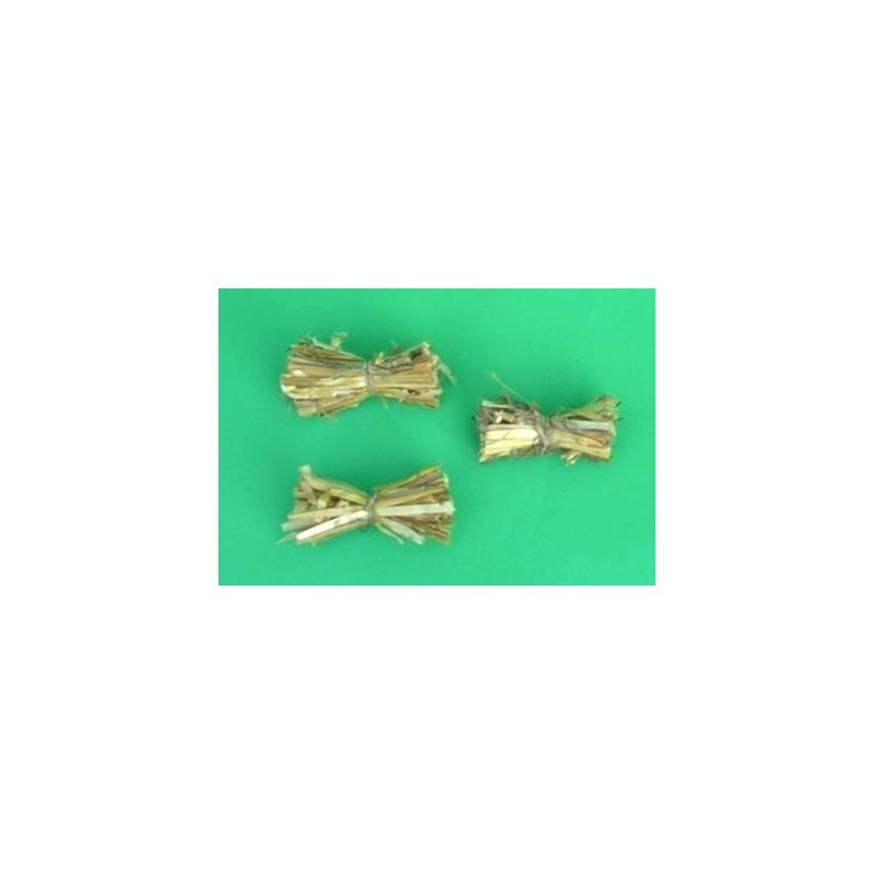 Set 3 fascine in paglia - Cod. U04