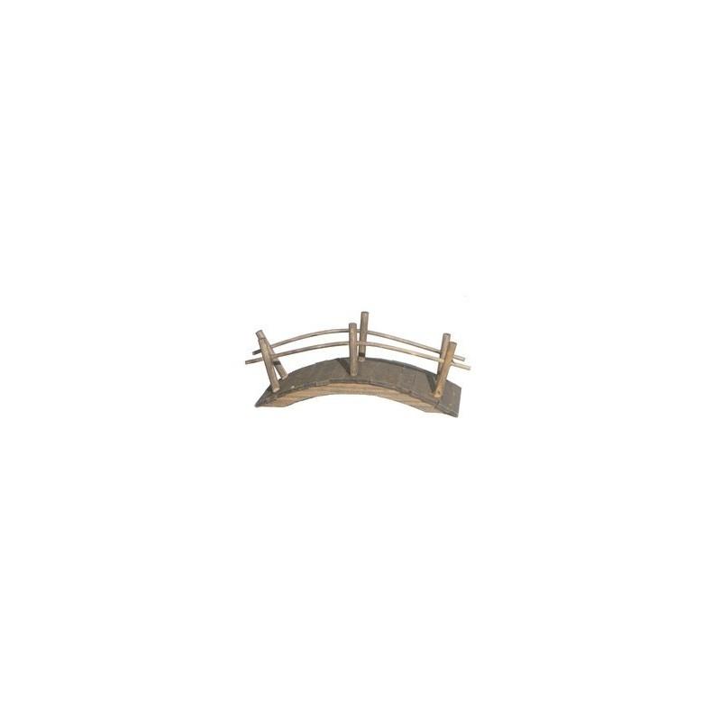 Mondo Presepi Ponte in legno cm 10x3,5