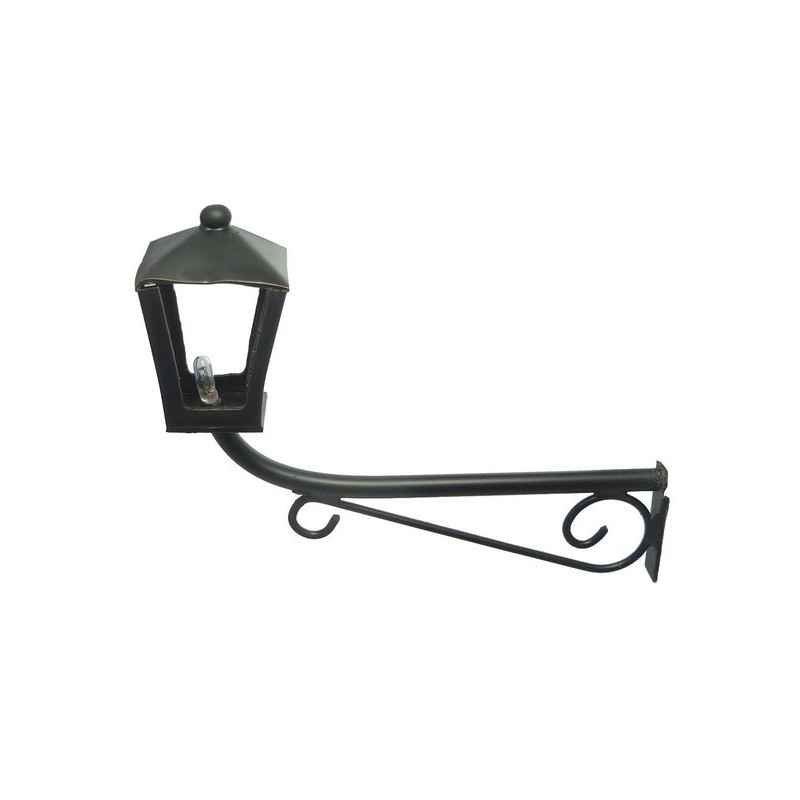 Large wall lamp with 12V micro lamp. - 8861