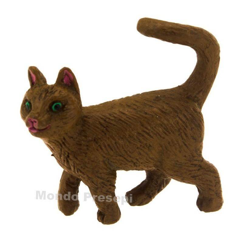Mondo Presepi Gatto per figure cm 8-10