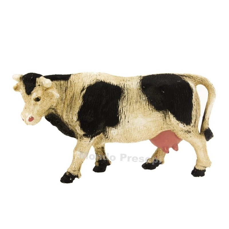 Mondo Presepi Mucca lux cm 12x7 per statue cm 15-20