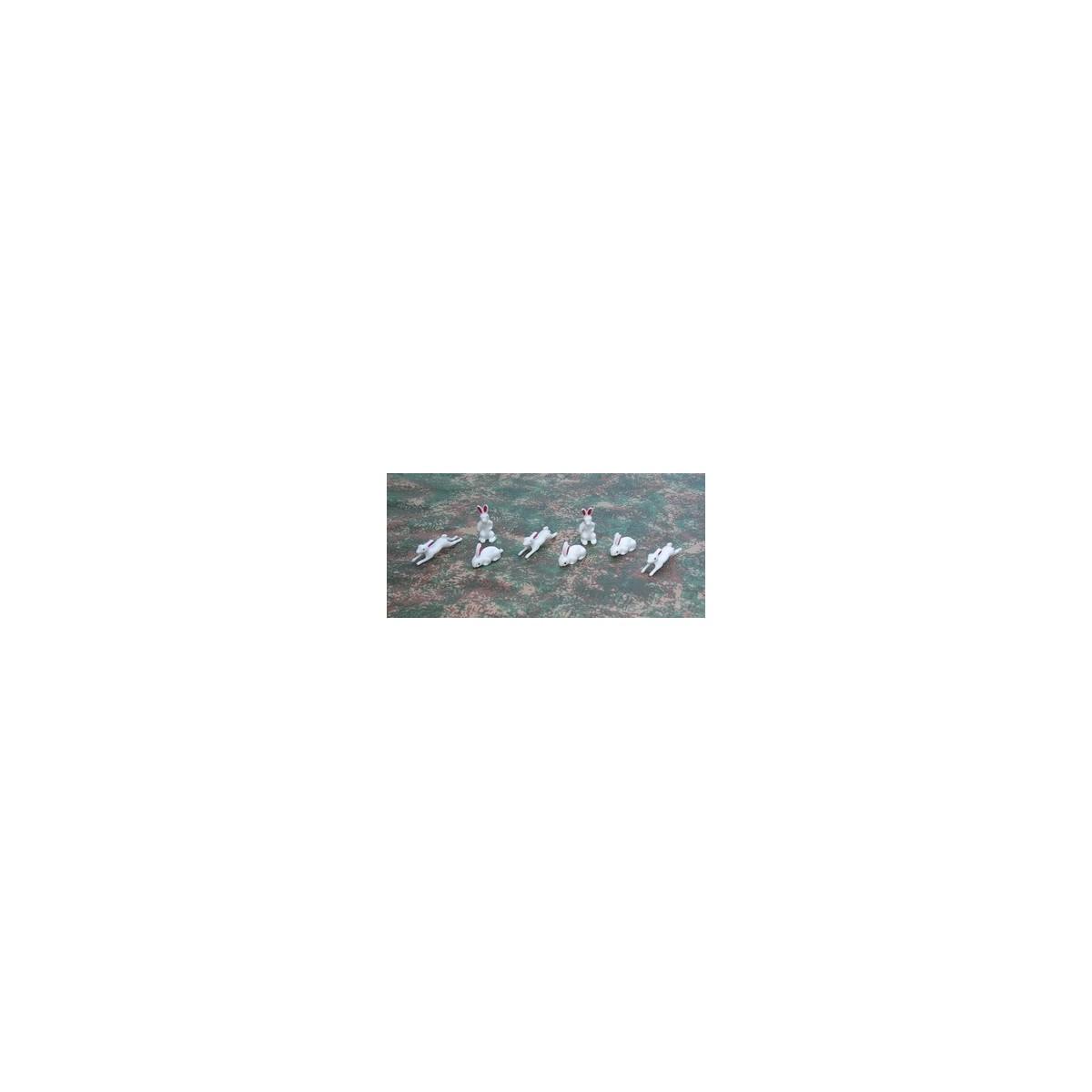 Cod W31 Set 8 conigli