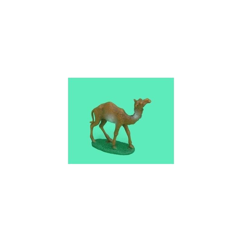 Patinated pvc camel - Cod. ZC10
