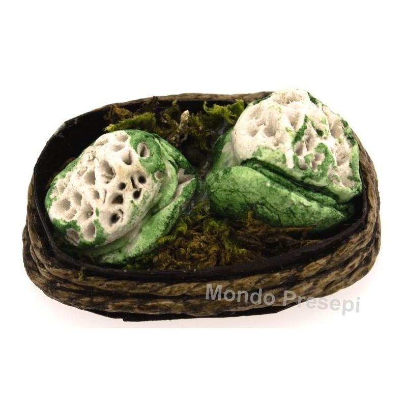 Cauliflower basket