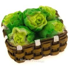 Basket cm 4 Lettuce