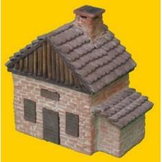 Kit di montaggio casa - chalet 1