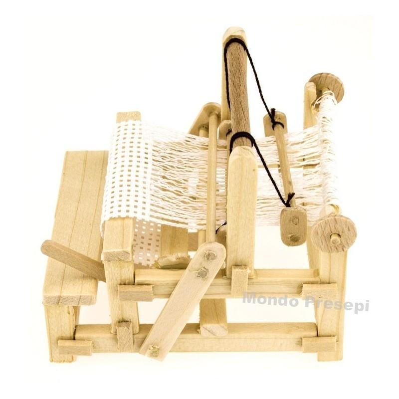 Mondo Presepi Telaio in legno cm 7x9 h.