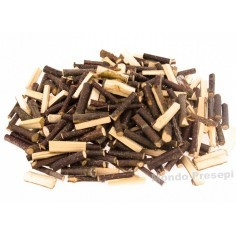 Envelope wood mixed mini 100 Gr