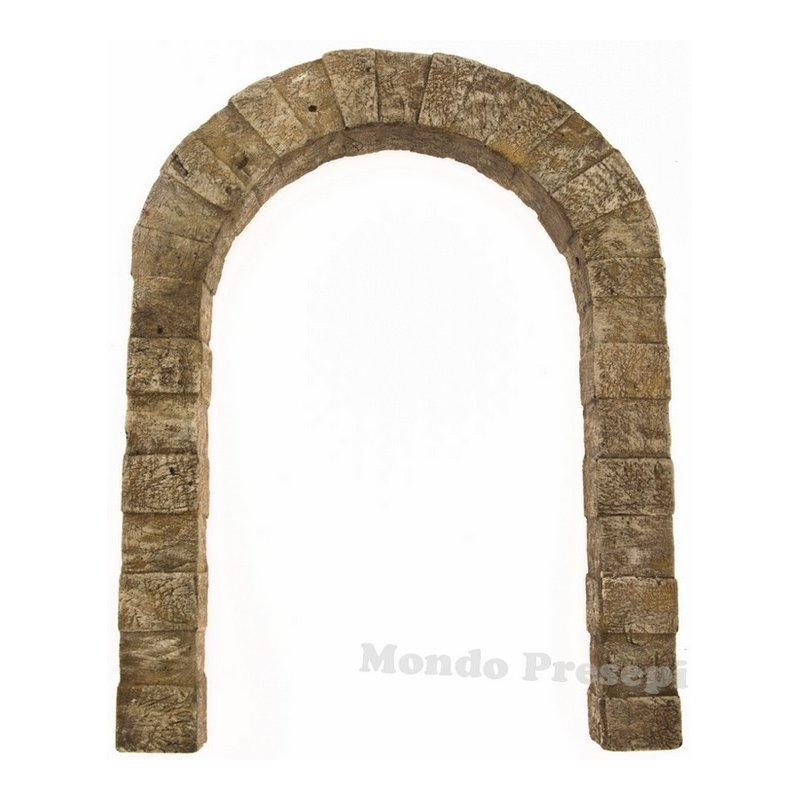 Arco Romanico - Misura media Mondo Presepi