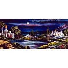 Mondo Presepi Fondale cartone cm 140x48 724C