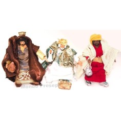 Three Wise Men 11 cm articulated