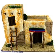 casa palestinese presepe