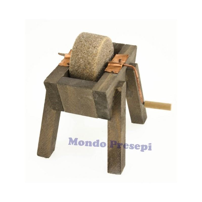 Mondo Presepi Mola arrotino cm 5,5