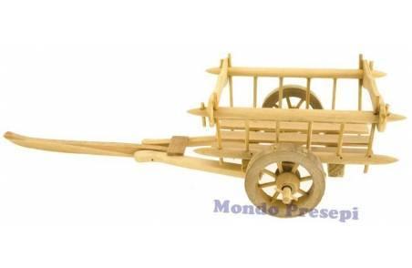 Carro in legno cm 14x10x6