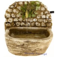 Fontana funzionante con lavatoio - FC82