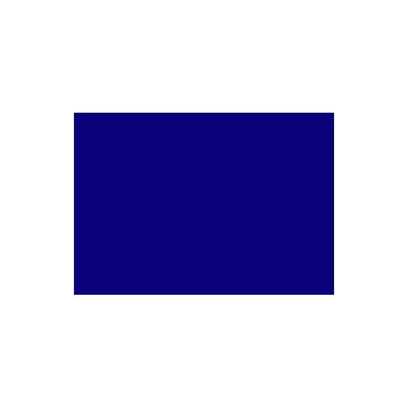 Mondo Presepi Gelatina Blu pavone cm 25x30